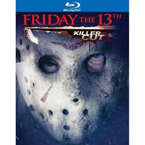 Friday the 13th (Blu-ray)(2017) - image 1 of 1