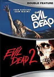 Evil Dead/Evil Dead 2 (DVD)