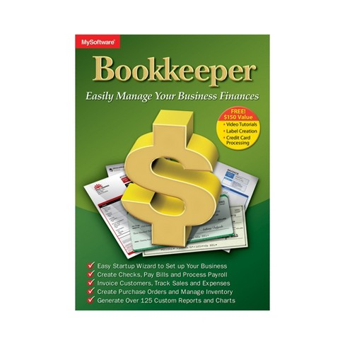 Avanquest Bookkeeper 17 - PC - Email Delivery - image 1 of 1