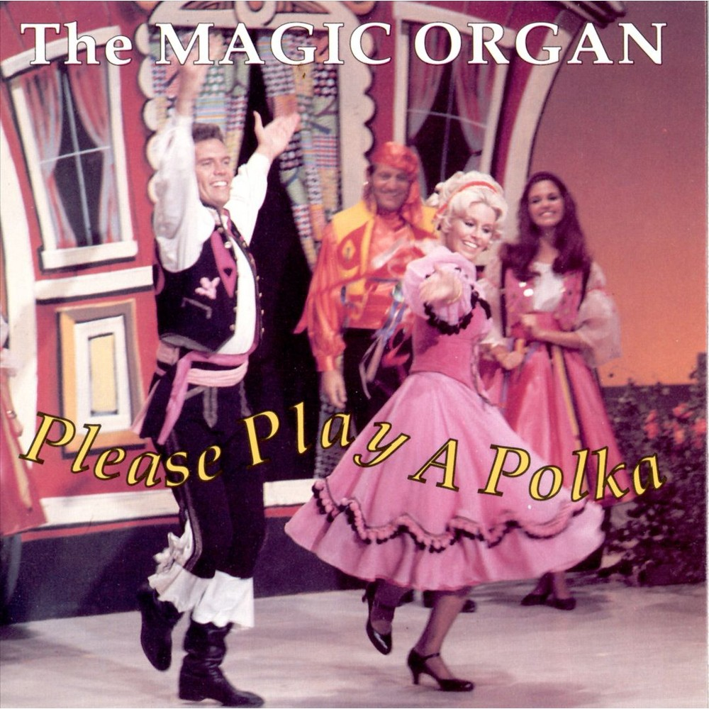 Magic organ - Please play a polka (CD)