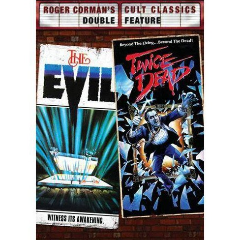 The Evil / Twice Dead (DVD) - image 1 of 1