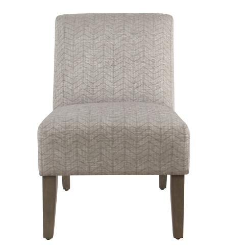 Homepop Armless Accent Chair - image 1 of 6