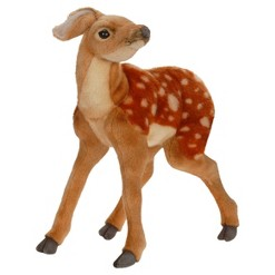 """Hansa Baby Bambi, 12 """", Stuffed Animals"""