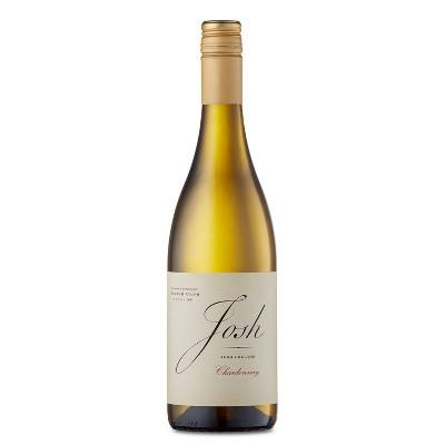 Josh Chardonnay White Wine - 750ml Bottle