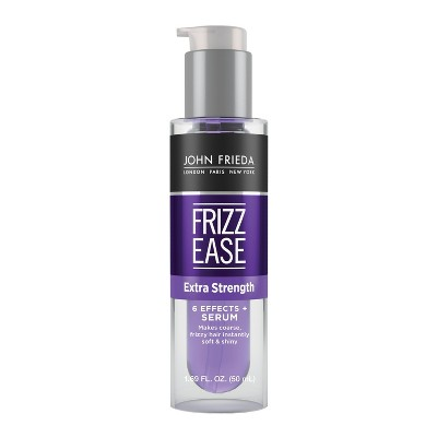 Hair Styling: John Frieda Frizz Ease Extra Strength Serum