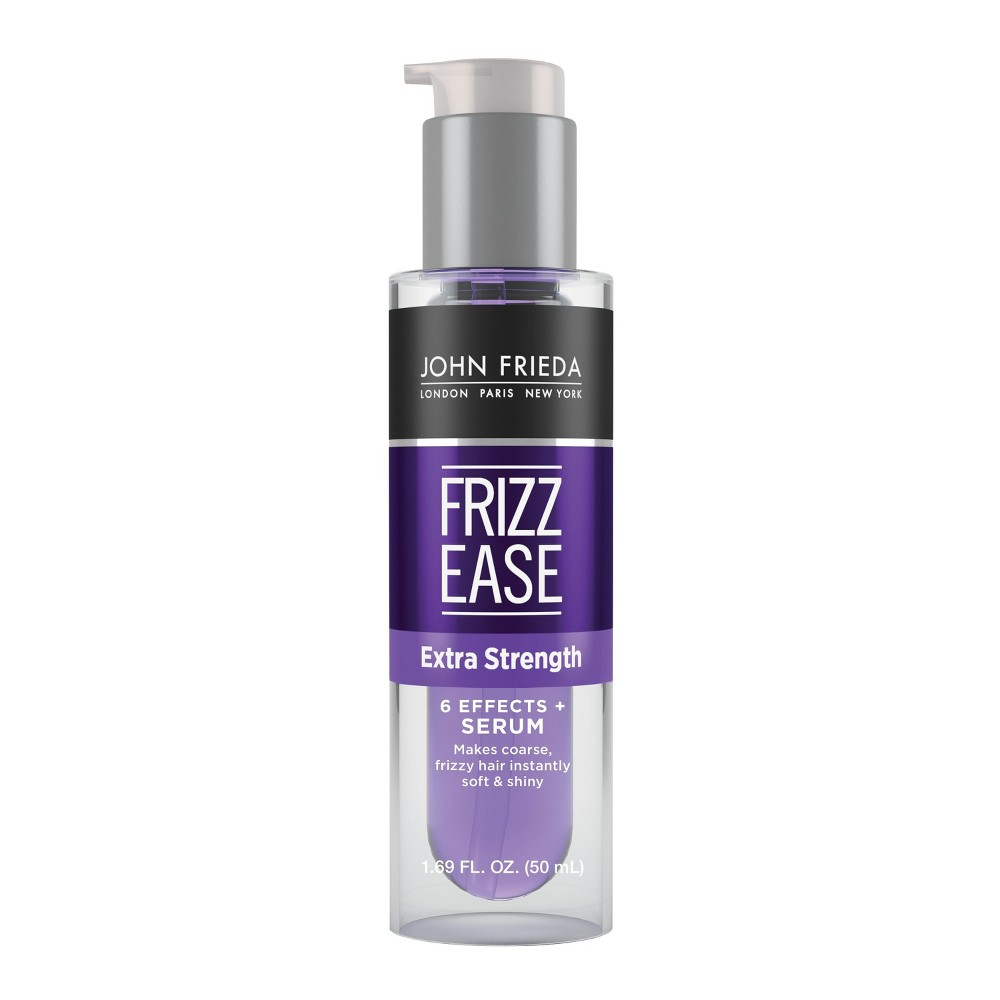 Image of Frizz Ease Extra Strength 6 Effects Serum - 1.69oz