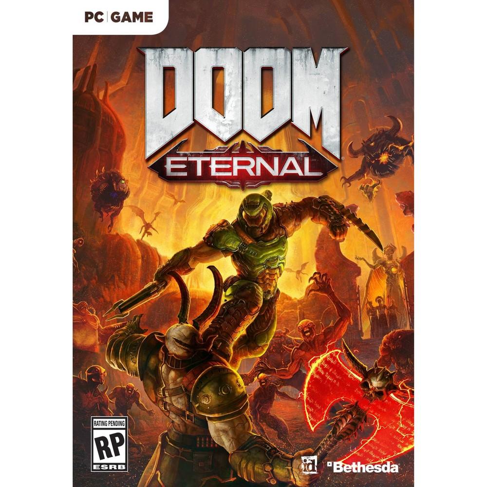 Doom: Eternal - PC Game, Video Games Doom: Eternal - PC Game, Video Games