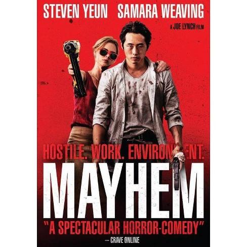 Mayhem (DVD) - image 1 of 1