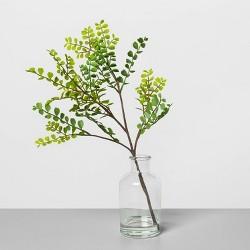 Faux Locust Arrangement Green - Hearth & Hand™ with Magnolia