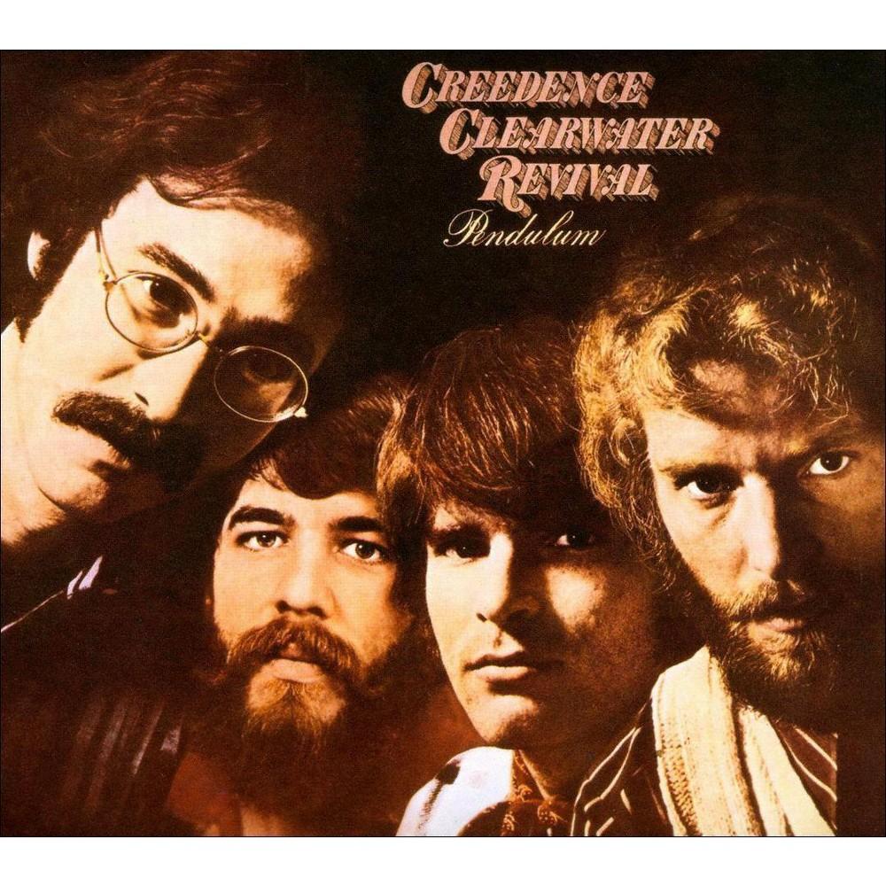 Creedence Clearwater - Pendulum (CD)