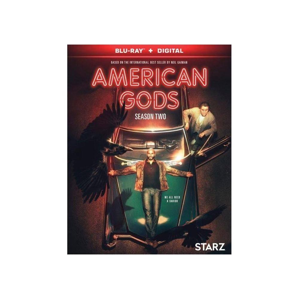 American Gods Season 2 Blu Ray