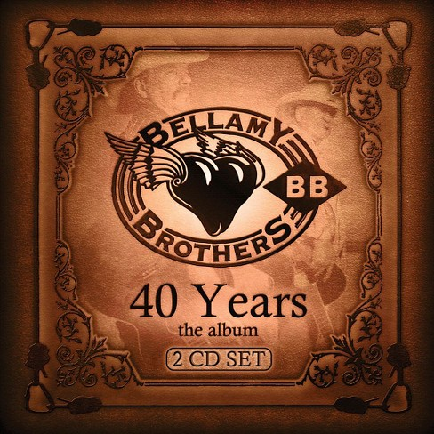 Bellamy brothers - 40 years:Album (CD) - image 1 of 1
