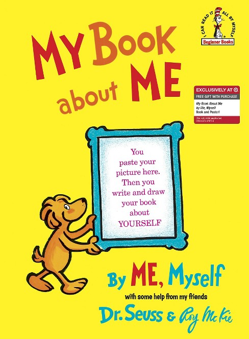 My Book About Me by Dr.Seuss - Target Exclusive (Hardcover) by Dr. Seuss - image 1 of 1