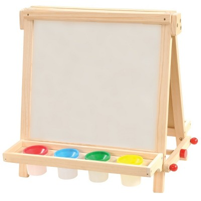Kaplan Early Learning Wooden Tabletop Easel