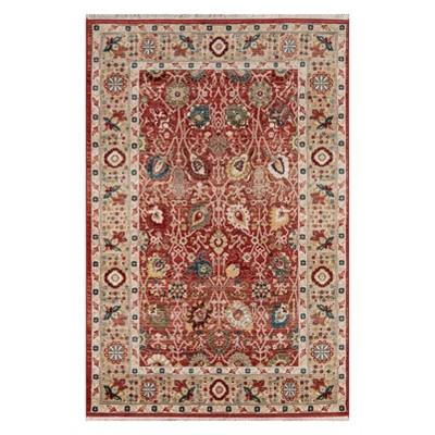 Lenox Hastings Floral Loomed Accent Rug - Momeni