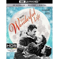It's A Wonderful Life (4K/UHD)