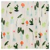 Plants Shower Curtain Green - Room Essentials™ - image 2 of 3