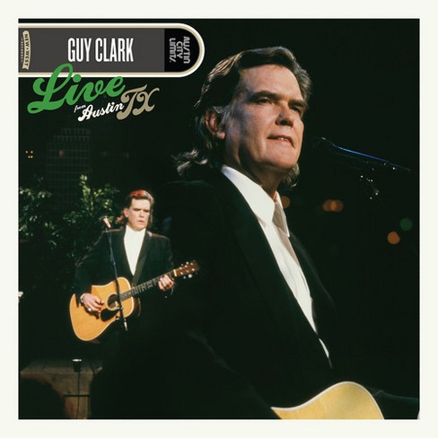 Guy Clark - Live From Austin Tx (CD) - image 1 of 1