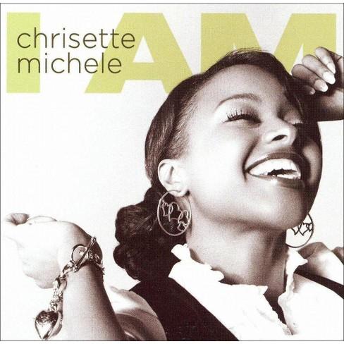Chrisette Michele - I Am (CD) - image 1 of 3
