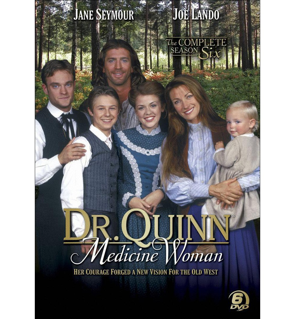 Anderson Dr. Quinn, Medicine Woman: Complete Season 6 (dv...