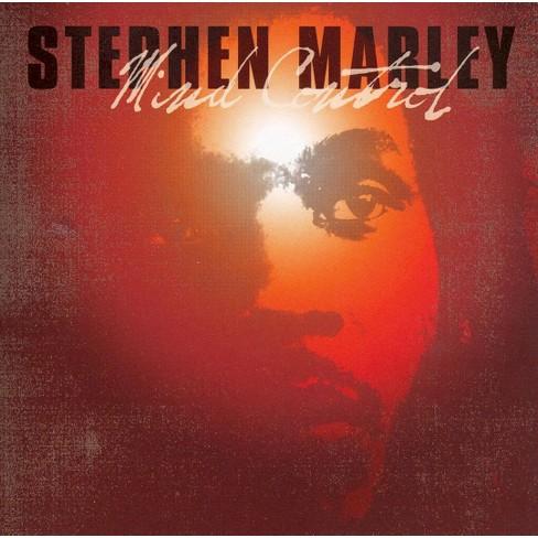 Stephen Marley - Mind Control [Explicit Lyrics] (CD) - image 1 of 1