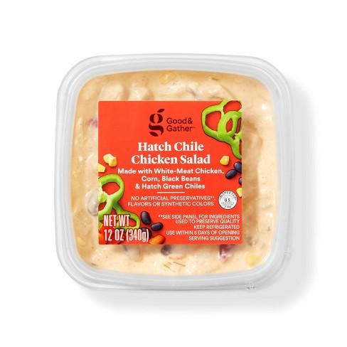Hatch Chili Chicken Salad - 12oz - Good & Gather™ - image 1 of 4