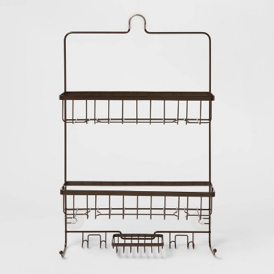 Large Bathroom Shower Caddy Bronze - Made By Design™