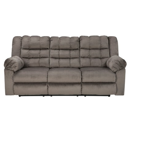 Mort Reclining Sofa  - Signature Design by Ashley - image 1 of 3