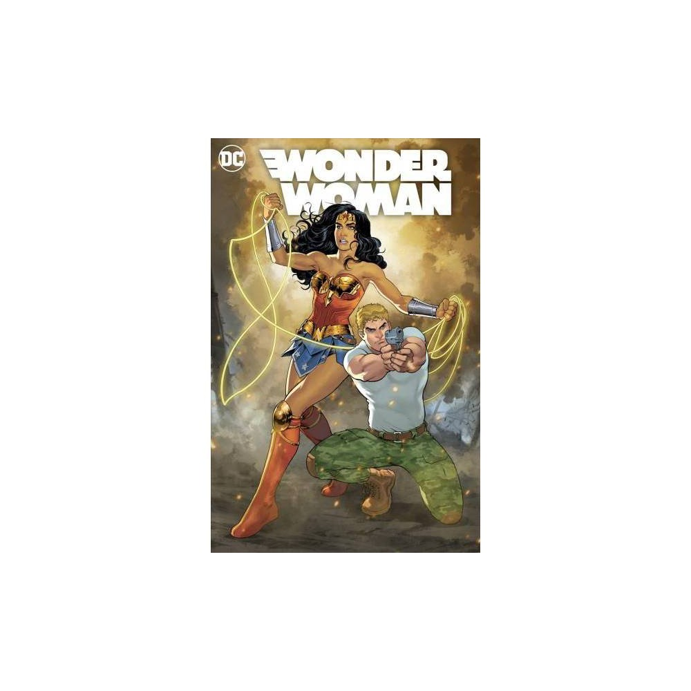 Wonder Woman - Year One - Deluxe (Wonder Woman: Year One) by Greg Rucka (Hardcover)