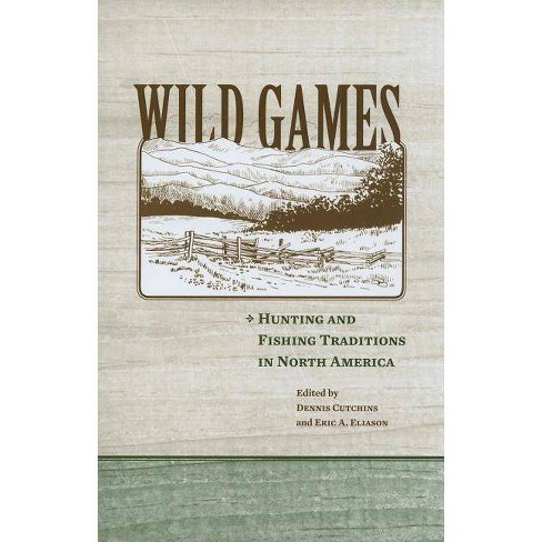 Wild Games - (Hardcover) - image 1 of 1