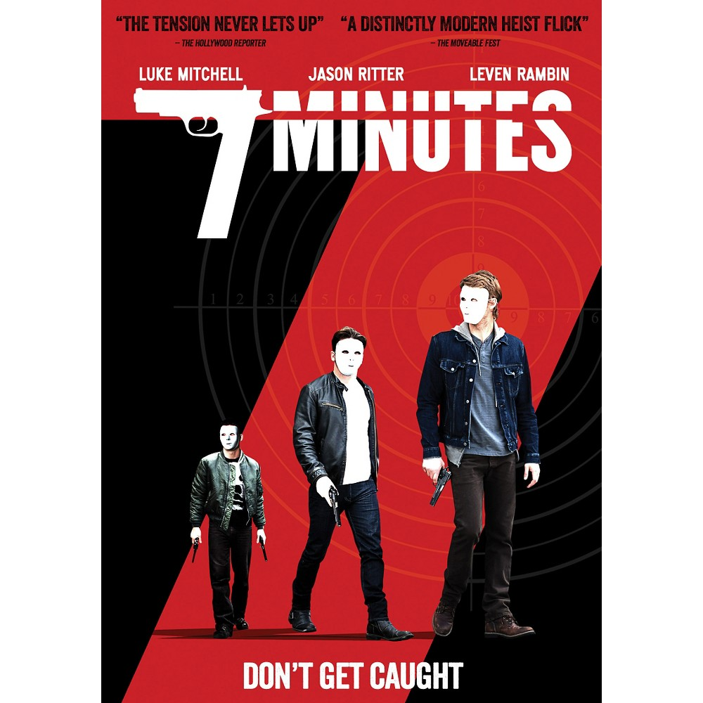7 Minutes (Dvd), Movies