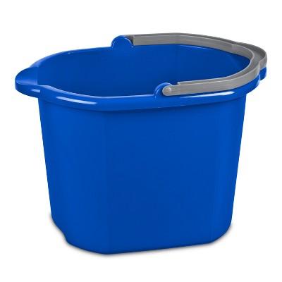 Sterilite® 16 Qt./4 Gal. Mop Bucket