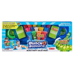 Zuru Bunch O Balloons Summer Block Value Set