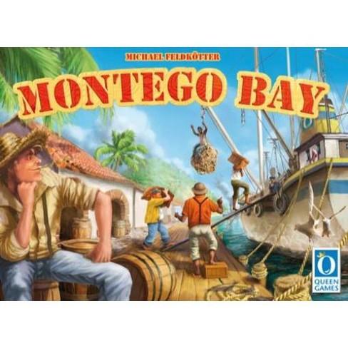 Montego Bay Board Game - image 1 of 1