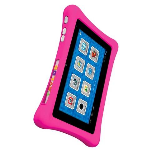 Nabi 2 Bumper Tablet Case Pink Target