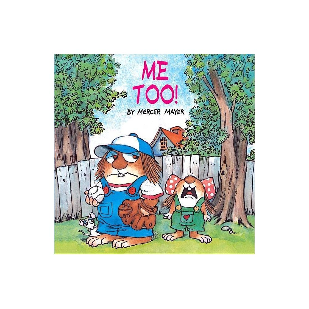 Me Too Little Critter Look Look By Mercer Mayer Paperback