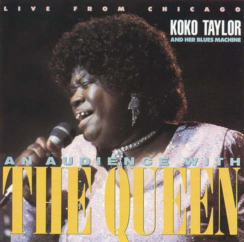 Koko taylor - Live from chicago an audience (CD) - image 1 of 1