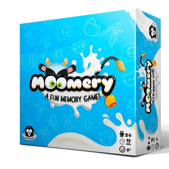 Moomery Board Game, board games image number null