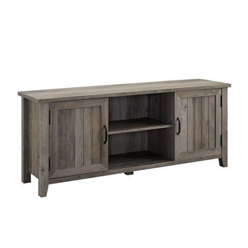 """Modern Farmhouse TV Stand for TVs up to 65"""" - Saracina Home - image 1 of 4"""