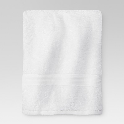 Performance Solid Bath Towel White - Threshold™