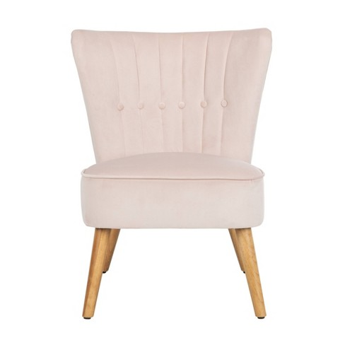 June Mid Century Accent Chair Slate - Safavieh - image 1 of 4