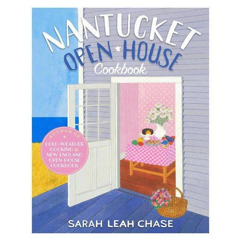 Nantucket Open-House Cookbook - by  Sarah Leah Chase (Paperback) - image 1 of 1