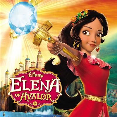 Elena of Avalor - Soundtrack (CD)