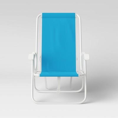 Beach Backpack Chair Blue - Sun Squad™