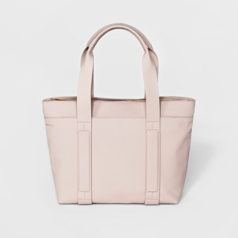 Utility Tote Handbag - A New Day Blush Pink, Women's