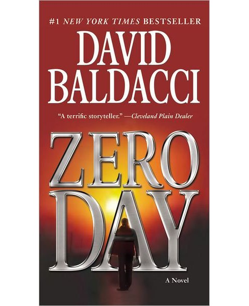Zero Day (Reprint) (Paperback) by David Baldacci - image 1 of 1