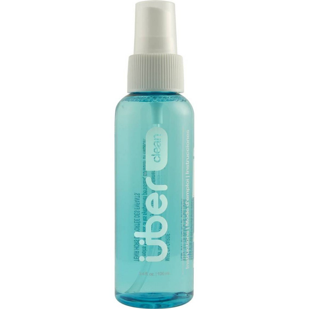 Uber Screen Cleaning Kit 100ml With Dual Micro Fiber Cleaning Cloth