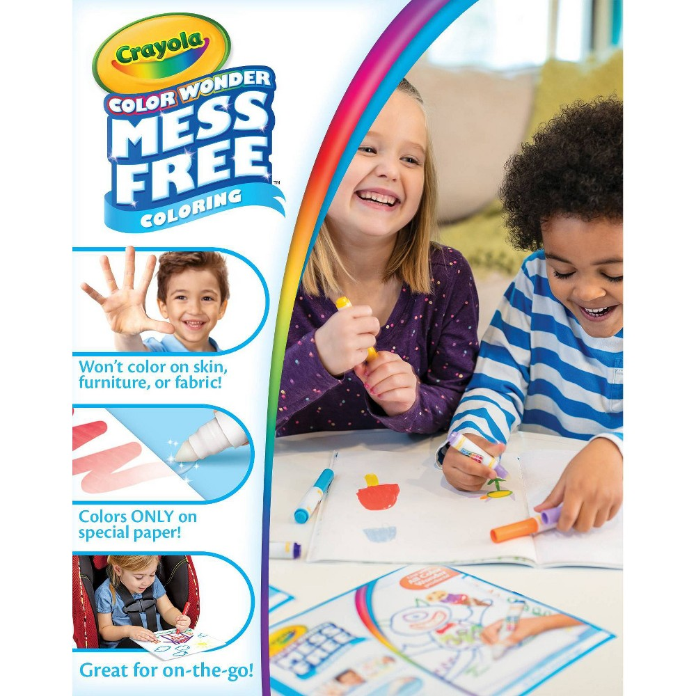 Image of Crayola Color Wonder Refill Set