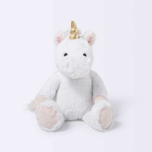 Plush Unicorn - Cloud Island™  White/Pink - image 1 of 3