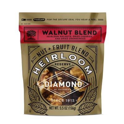 Heirloom Reserve Walnut Nut & Fruit Snack Mix - 5.5oz